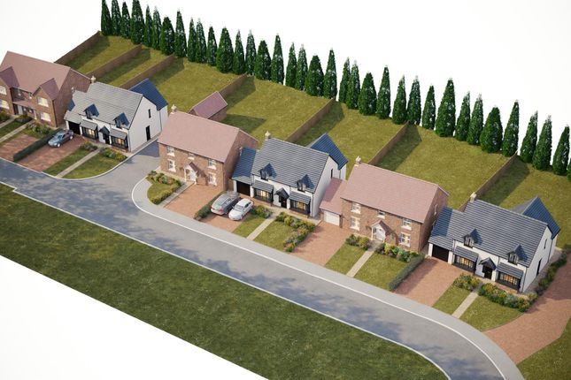 Thumbnail Semi-detached house for sale in Plot 6 The Hicks, Hatterswood, Tanhouse Lane, Yate, Bristol
