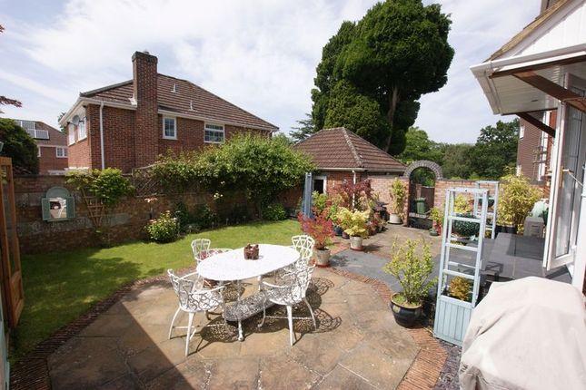 Garden of Mimosa Drive, Fair Oak, Eastleigh SO50