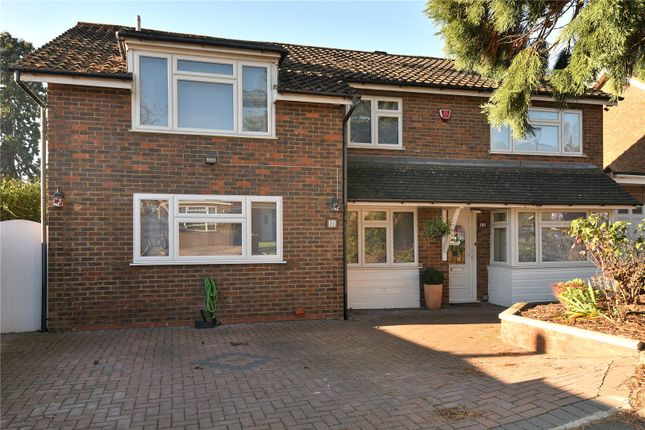 Thumbnail Property for sale in Sequoia Park, Hatch End, Middlesex