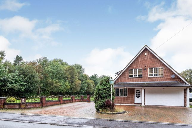 Thumbnail Detached bungalow for sale in Norton East Road, Norton Canes, Cannock