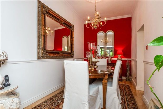Dining Room of Whinfield Lane, Ashton-On-Ribble, Preston PR2