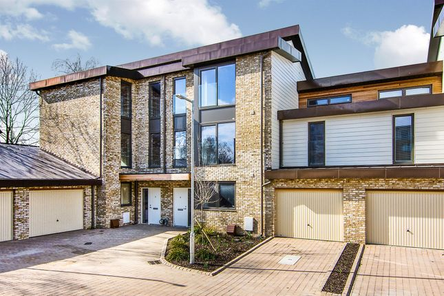 Thumbnail End terrace house for sale in Clermont Place, Manor Road, Romford