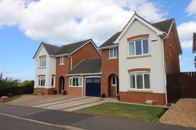 3 bed detached house for sale in Robsons Way, Amble, Morpeth