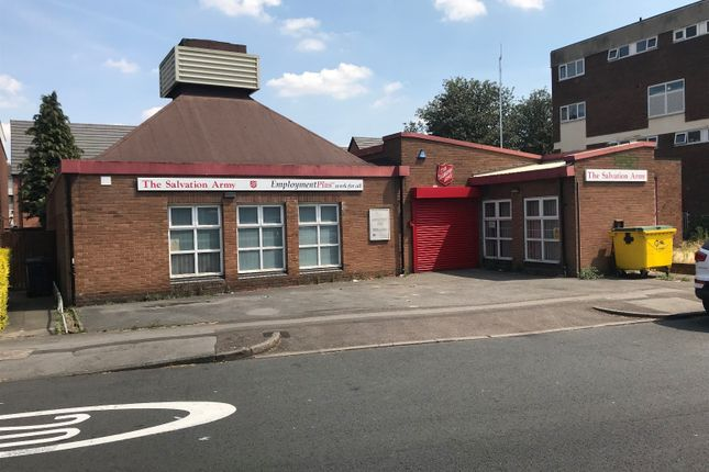 Thumbnail Office for sale in Duddeston Manor Road, Nechells, Birmingham
