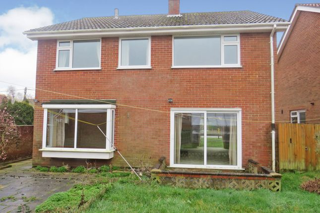 Thumbnail Detached house for sale in Grove Lane, Holt