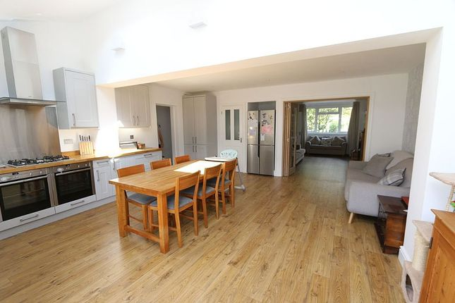 Thumbnail Semi-detached house for sale in Simplemarsh Road, Addlestone, Surrey