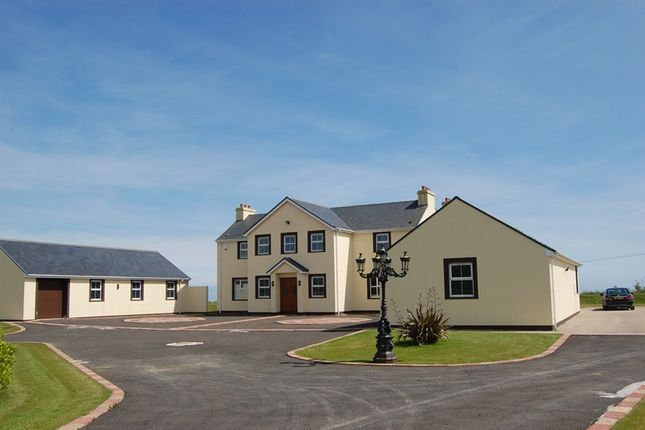 Thumbnail Detached house to rent in Highbank House, Knock Froy Road, Santon