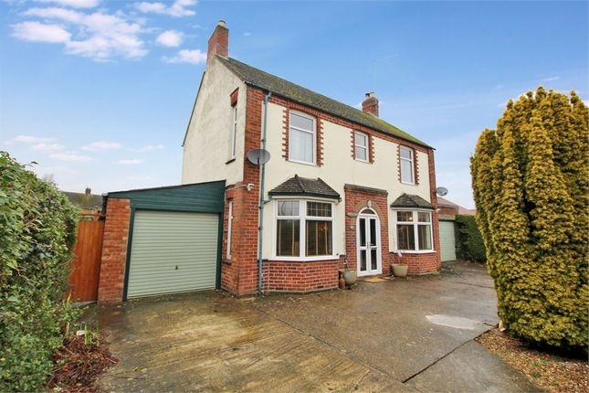 Thumbnail Detached house for sale in Stratford Road, Roade, Northamptonshire