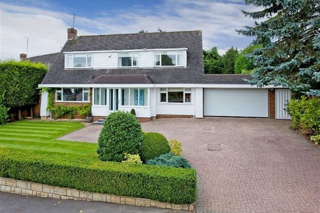 Thumbnail Detached house to rent in Perton Brook Vale, Wightwick, Wolverhampton