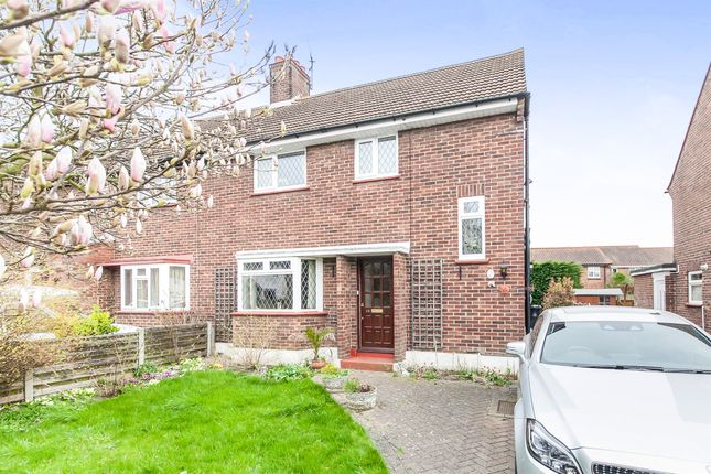 Thumbnail Semi-detached house for sale in St. Giles Crescent, Maldon
