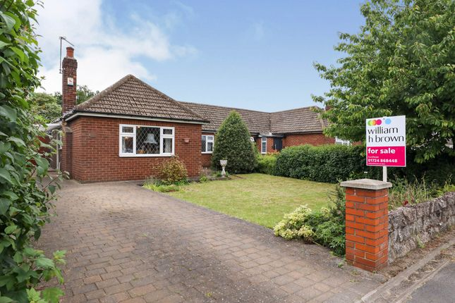Thumbnail Semi-detached bungalow for sale in Ferry Road West, Scunthorpe