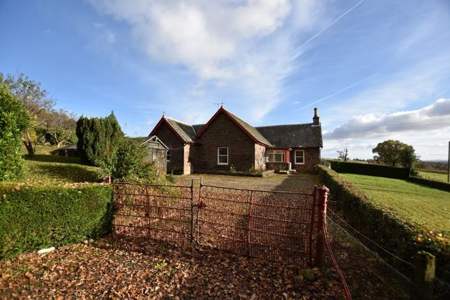 Thumbnail Detached house for sale in Cultoquhey, Gilmerton