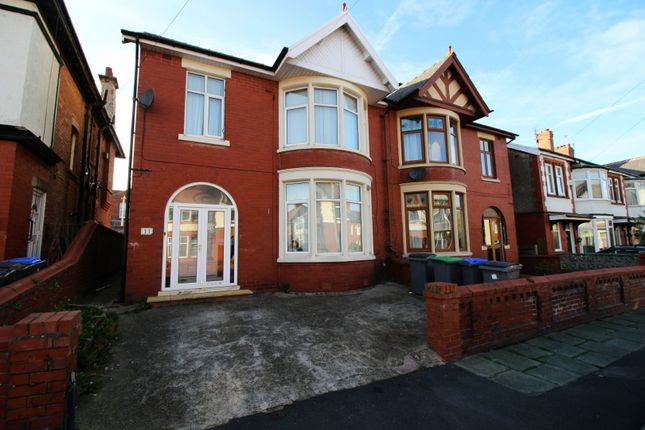 Thumbnail Bungalow for sale in Princeway, Blackpool, Lancashire
