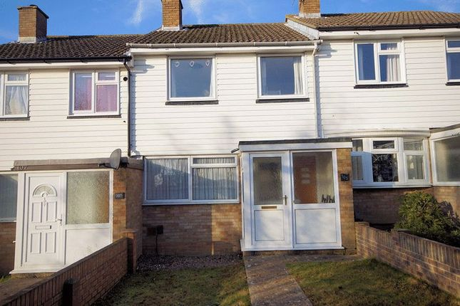 Thumbnail Terraced house for sale in Dore Avenue, Portchester, Fareham