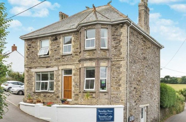 Thumbnail Detached house for sale in Veryan, Truro, Cornwall