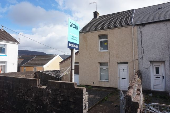 Thumbnail End terrace house for sale in Gethin Road, Penygraig, Tonypandy
