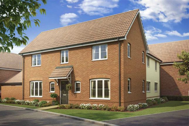 Thumbnail Detached house for sale in Staunton Gate, Cockaynes Lane, Alresford, Colchester, Essex