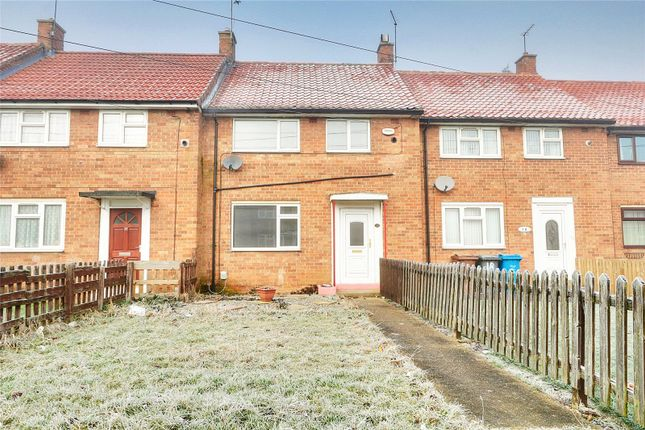 Thumbnail Terraced house for sale in Stapleford Close, Hull