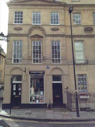 Serviced office to let in Northumberland Buildings, Bath
