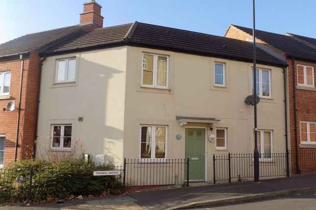 3 bed end terrace house for sale in Frankel Avenue, Swindon