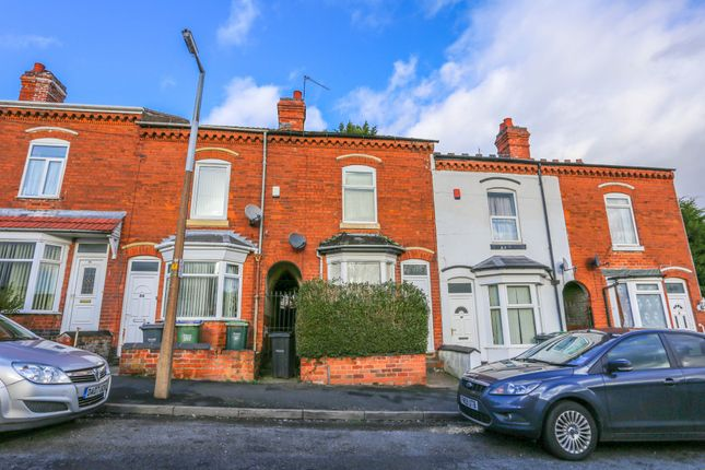 Thumbnail Terraced house for sale in Parkhill Road, Smethwick, West Midlands