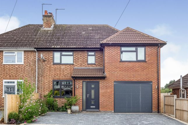 Thumbnail Semi-detached house for sale in Manns Close, Ryton On Dunsmore, Coventry
