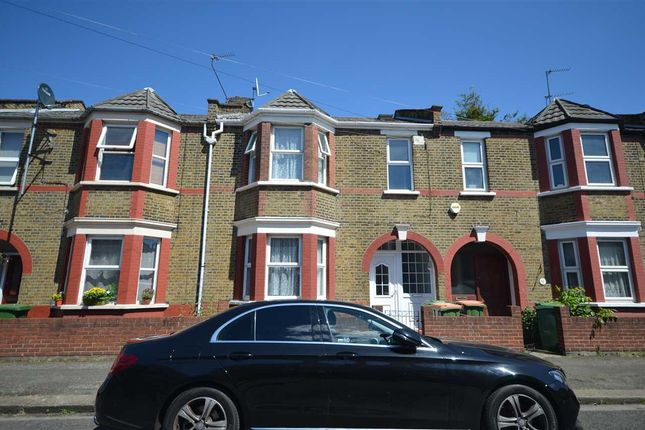Thumbnail Terraced house to rent in Eve Road, London