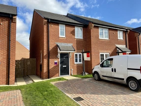 Thumbnail Semi-detached house for sale in Maple Leaf Lane, Stokesley, North Yorkshire