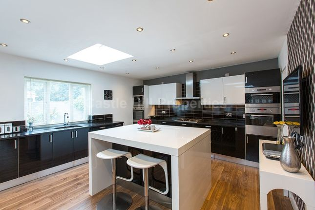 5 bed semi-detached house for sale in Burton Gardens, Hounslow, Greater London.