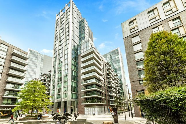 Thumbnail Flat to rent in Goodman's Fields, Aldgate
