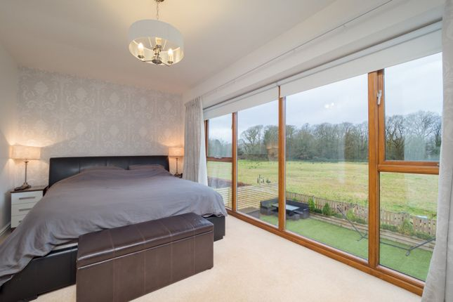Master Bedroom of Deans Wharf, Deans Lane, Thelwall WA4