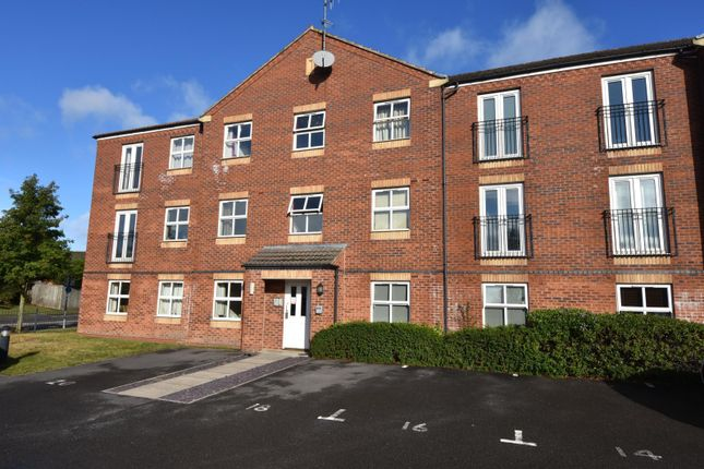 2 bed flat for sale in Shaw Road, Chilwell, Beeston, Nottingham NG9