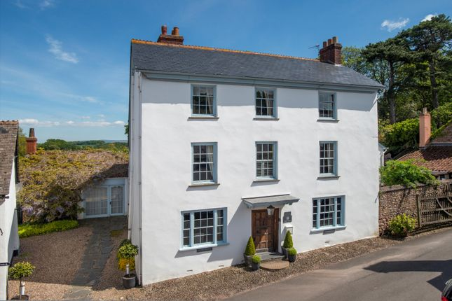 Thumbnail Detached house for sale in Castle Hill, Dunster, Minehead, Somerset