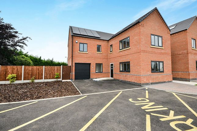 Thumbnail Detached house for sale in Cromford Road, Aldercar, Nottingham