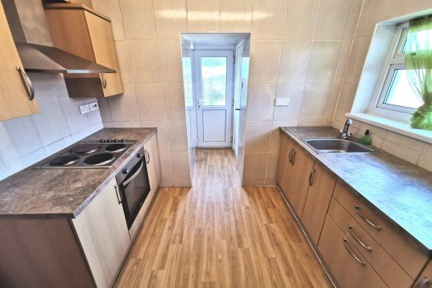Thumbnail End terrace house to rent in Clare Street, Swansea