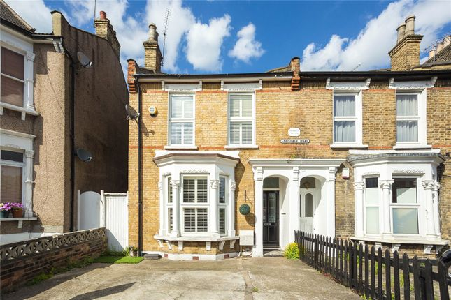 Thumbnail Semi-detached house for sale in Lonsdale Road, Wanstead, London