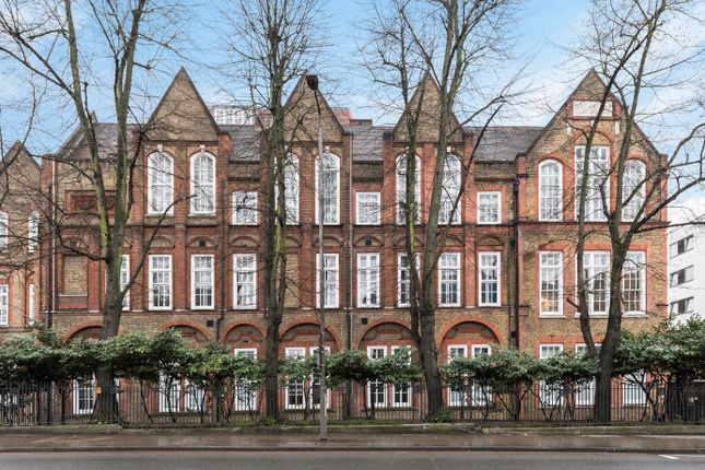 Exterior of Blackheath Road, London SE10