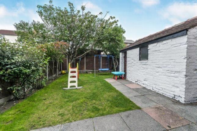 Garden of Devonshire Road, Brighton-Le-Sands, Liverpool, Merseyside L22