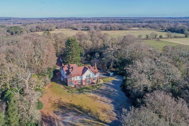 Thumbnail Country house for sale in Aldridge Hill, Brockenhurst