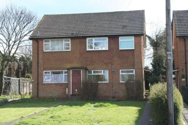 Thumbnail 1 bed flat to rent in Station Road, Marston Green, Birmingham