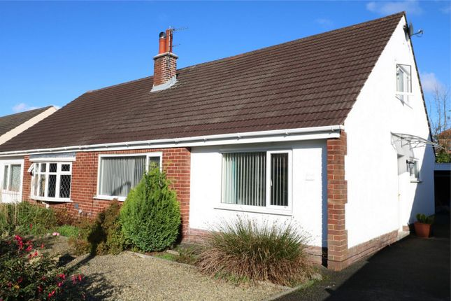 Thumbnail Semi-detached bungalow for sale in The Coppice, Ingol, Preston, Lancashire