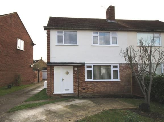 Thumbnail Semi-detached house for sale in Long Ridings Avenue, Hutton, Brentwood, Essex
