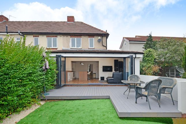 Thumbnail End terrace house to rent in Charnock Hall Road, Sheffield