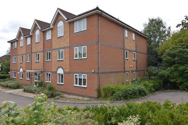 Thumbnail Flat for sale in Hebbecastle Down, Warfield, Bracknell