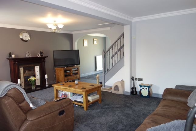 Thumbnail Detached house for sale in The Parklands, Carlton Colville, Lowestoft, Suffolk