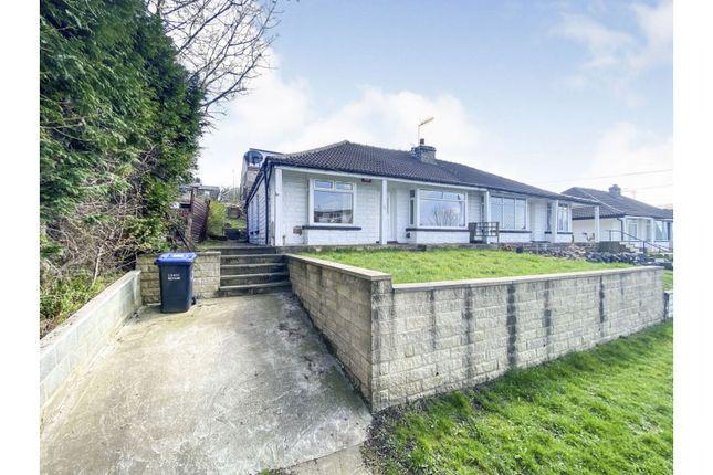 Thumbnail Semi-detached bungalow for sale in Ashbourne Gardens, Bradford