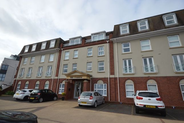 Thumbnail Flat to rent in The Corbyn Sea Front, Torquay