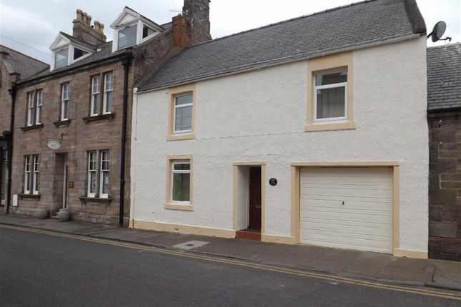 Thumbnail Terraced house to rent in Railway Street, Berwick-Upon-Tweed