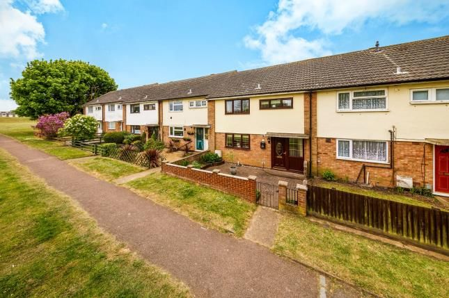 Thumbnail Terraced house for sale in Goldon, Letchworth Garden City, Hertfordshire, England
