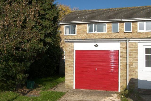 Thumbnail Semi-detached house to rent in Cracknell Close, Wivenhoe, Colchester, Essex